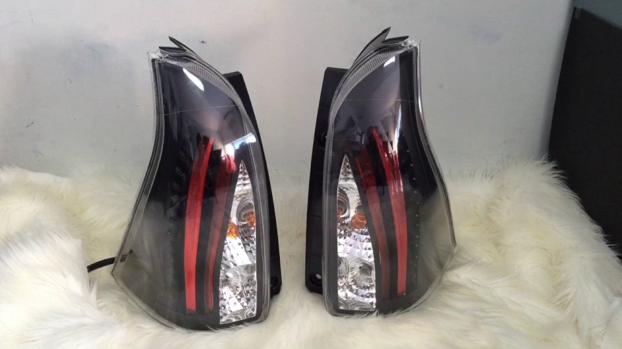 Lampu Stop Grand New Veloz Spesifikasi 1.5 Lamp All Avanza Xenia Depo Black Taiwan Youtube