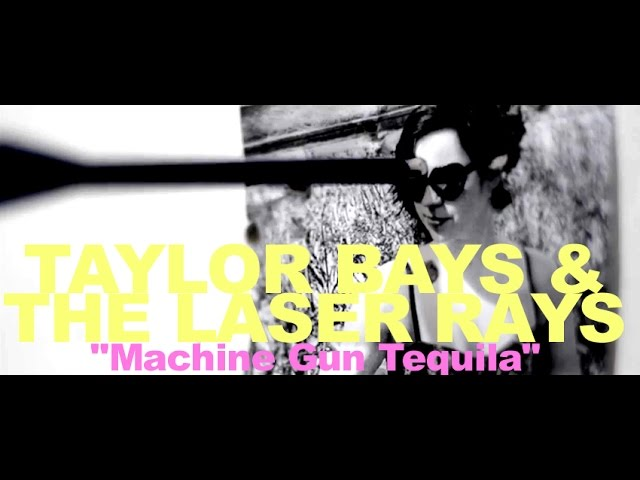 Machine Gun Tequila - OFFICIAL VIDEO