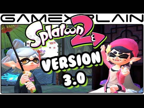 Splatoon 2 - Version 3.0 Tour! (Callie's Back, Camp Triggerfish, & More!)