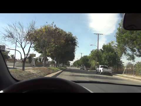 Driving in Compton California 1080P 60FPS Rosecrans Blvd