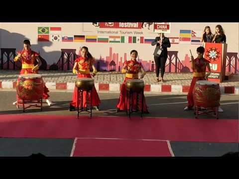 International Folklore Dance Fest 2018 By CU Nd Gajender Phogat