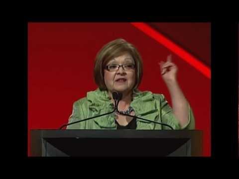 2012 LULAC Convention: Margaret Moran, LULAC Natio...