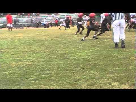 2011 Colts Rookies vs Dynamite