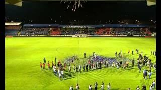 Avioane de hartie Steaua vs Tîrgu Mures Liga 1
