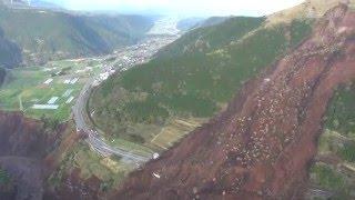 平成28年4月16日午前1時25分ごろ、熊本県で震度6強の地震があ...