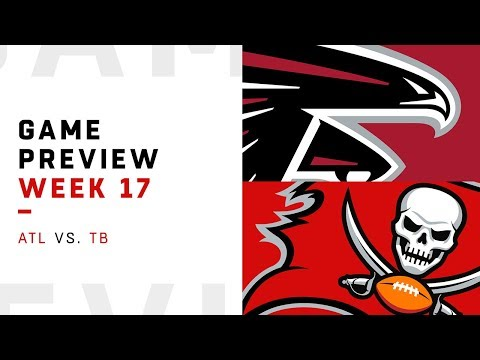Atlanta Falcons vs. Tampa Bay Buccaneers | Week 17 Game Preview | Around the NFL