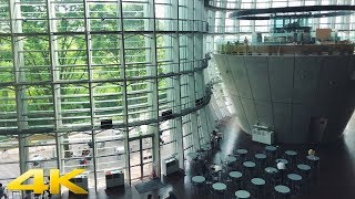 INSIDE The National Art Center Tokyo 新国立美術館 4K