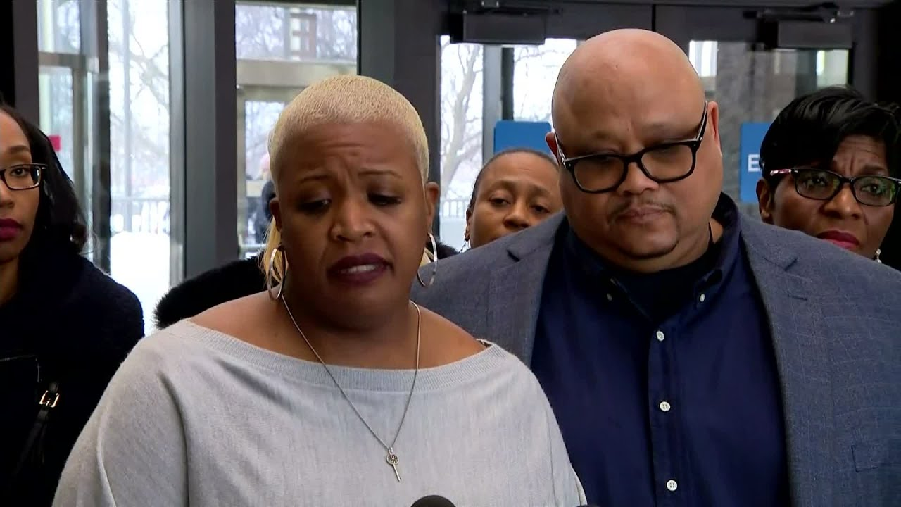 Mother Of Hadiya Pendleton Speaks After Murderer's Sentencing