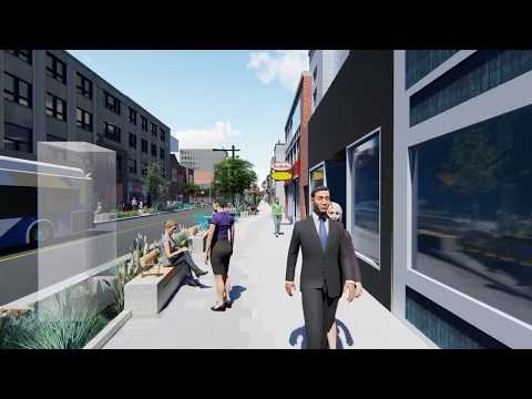 Spring Garden Road Enhancements - Video by Fathom Studio