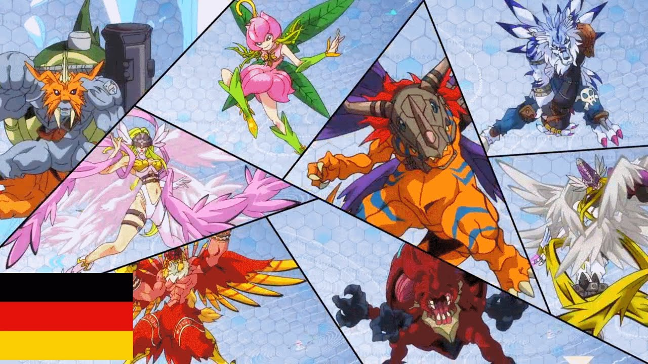 Digimon Adventure Tri 5 Deutsch