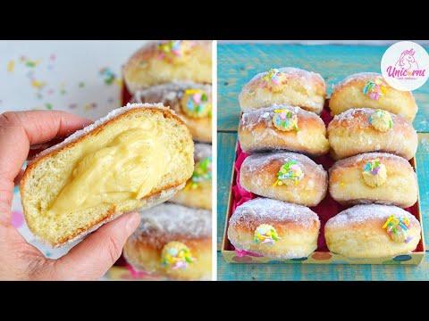 ricetta-di-carnevale:-bomboloni-alla-crema-(al-forno-o-fritti)-meglio-del-bar-|-unicornseatcookies