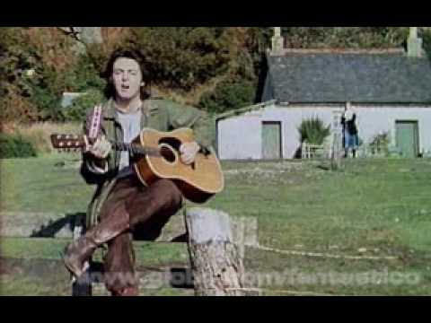 Paul McCartney - Mull of Kintyre (Fantástico - 1977)