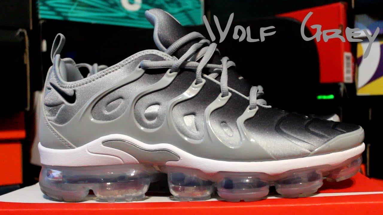 vapormax plus black wolf grey Shop