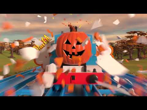TOMICA Thomas and Friends Short 53: Toby the Two-Faced Tram (Halloween Special)
