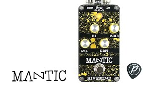 Mantic Effects Hivemind Octave Square Wave Distortion