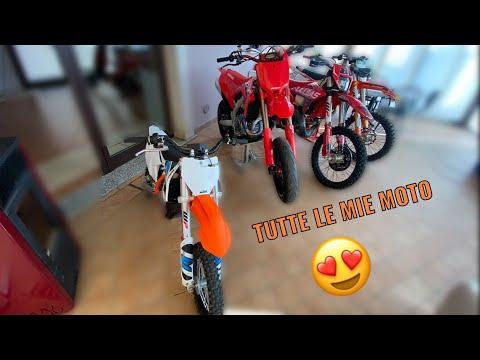TOUR DEL MIO GARAGE E NUOVA MOTO