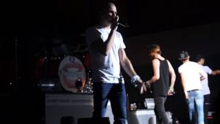 The Wanted - Shawnee, OK - Final Thank You