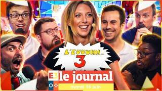 #E3JV Le quiz de l'euuuhh 3... un jeu exceptionnel ! ✅🎮   LE JOURNAL DE L'E3