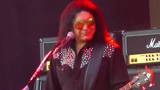 Gene Simmons Band  - She's So European Live @ Gröna Lund Stockholm 2018-06-02 She's So European