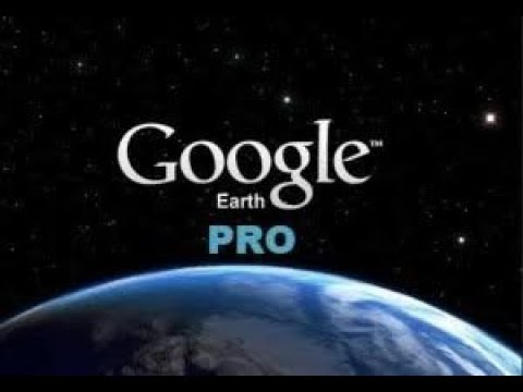 Google Earth Pro + Serial