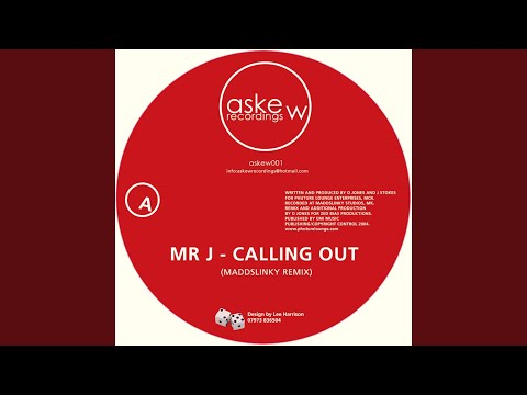 Calling Out (Maddslinky Remix)