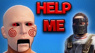 JIGSAW Punishes Salty TRAP BASE Victims | RUST