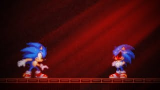 Did Sonic actually defeat Executor? Sonic.EXE Blood Scream - True ending