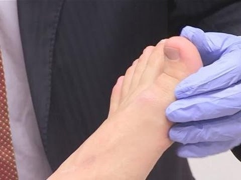 How to clean your feet