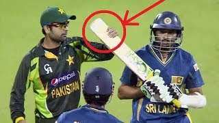 Cricket Fights between players ever in cricket history ●2016