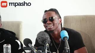 Tanasha Donna calls Diamond Platnumz live on air
