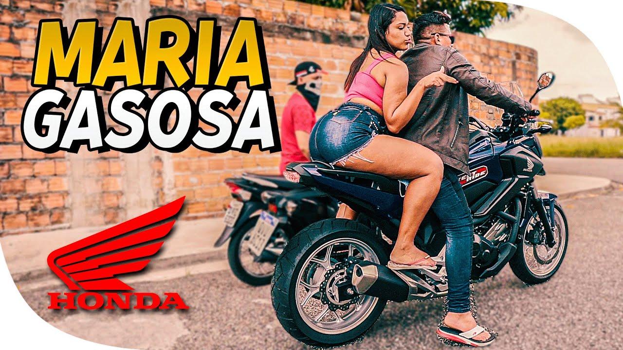 A INTERESSEIRA DA MOTO HONDA