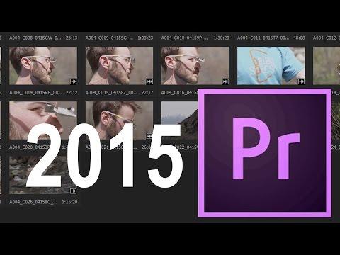 Episode 3 - Import Media and Organization - Adobe Premiere Pro CC 2015