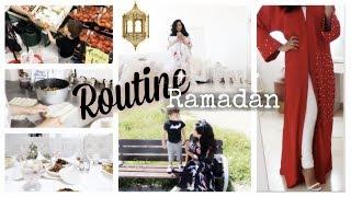 🕌  Ma Routine Ramadan | Une journée avec moi