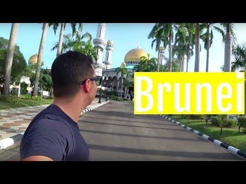 Brunei Travel   Day 1