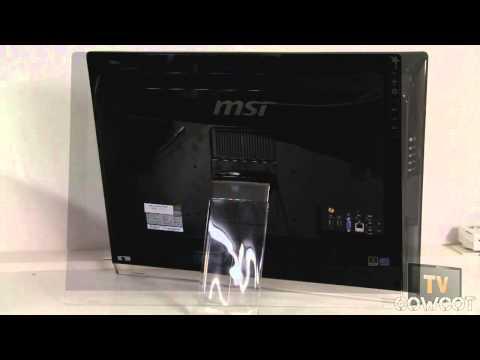 [Cowcot TV] Présentation AIO Gamer MSI AG2712