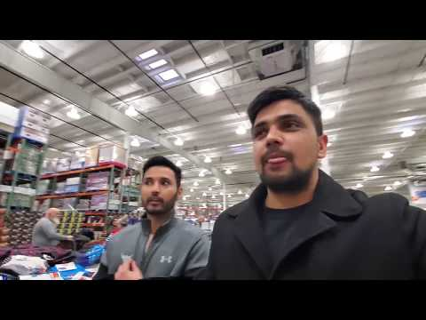 Costco Store Tour. (Budget Shopping In Canada) Day 6/60