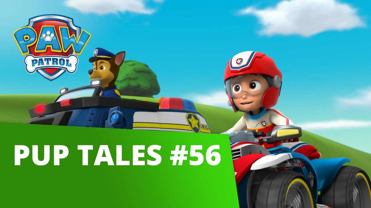 PAW Patrol | Pup Tales #56| Rescue Episode! | PAW Patrol Official & Friends