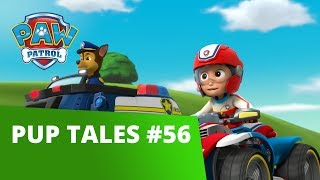 PAW Patrol | Pup Tales #56 | Rescue Episode! | PAW Patrol Official & Friends