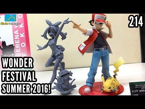 Wonder Festival Summer 2016! - Subtokyo 214