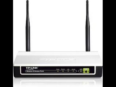 TP-LINK TL-WA801ND ACCESS POINT DRIVER