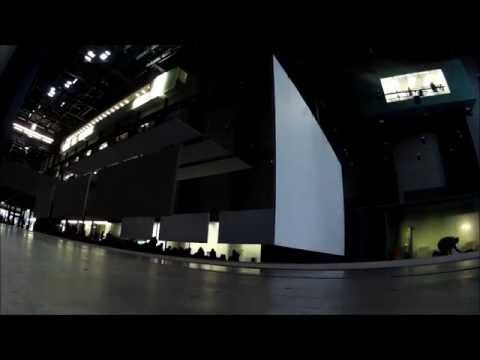Phillippe Parreno: Anywhen (Tate modern turbine hall, October 2016)