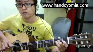 Truly Madly Deeply - Savage Garden - FingerStyle Guitar Solo
