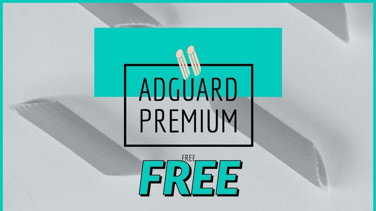 Adguard Premium 2019 Free Download