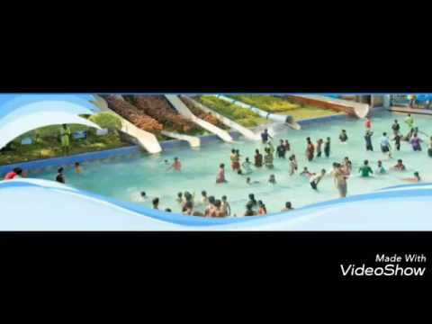 Great Escape Water Park In Virar Youtube