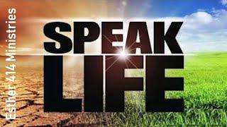 Speak Life! Devotionals for Women.