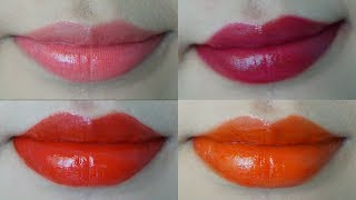 ♥ BEST LIP STAINS EVER! - Lioele Crystal Beam Lip Lacquers