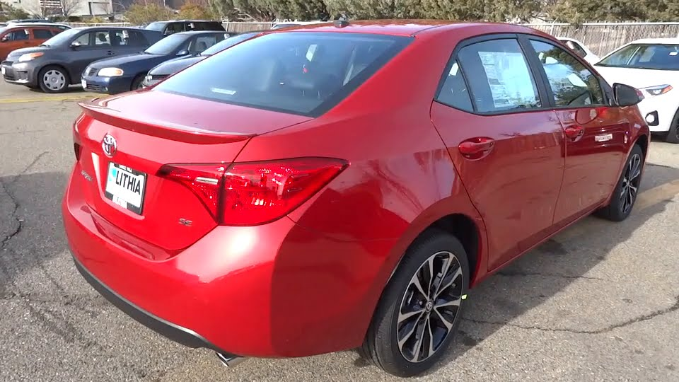 2017 TOYOTA COROLLA Northern California, Redding, Sacramento, Red Bluff,  Chico, CA HC795049