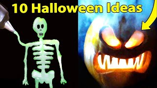 10 Amazing Halloween Ideas