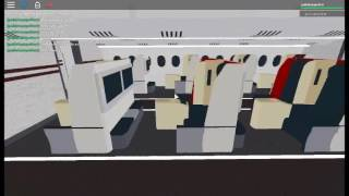 ROBLOX TURKISH AIRLINES BOEING 777-300ER TOUR