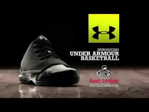 Foot Locker x Under Armour Brandon Jennings Micro ...